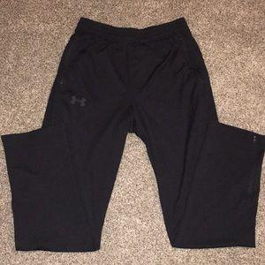 Like new Men's Under Armour Heat Gear pants MD